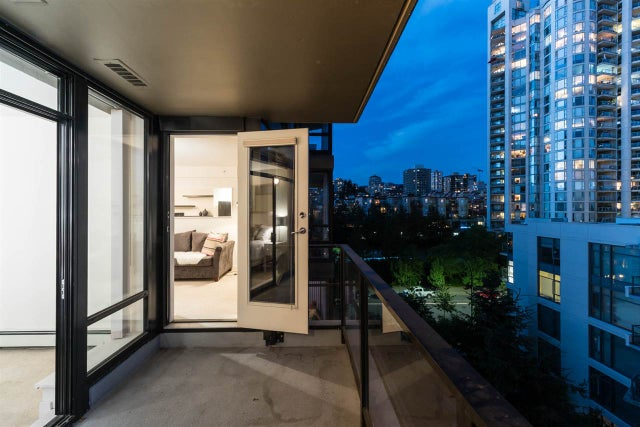 908 151 W 2ND STREET - Lower Lonsdale Apartment/Condo for sale, 1 Bedroom (R2193018) #7