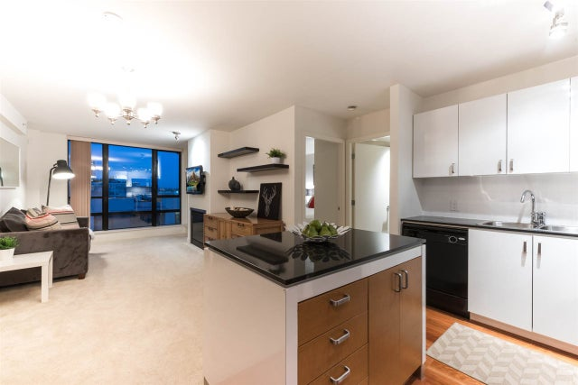 908 151 W 2ND STREET - Lower Lonsdale Apartment/Condo for sale, 1 Bedroom (R2193018) #8
