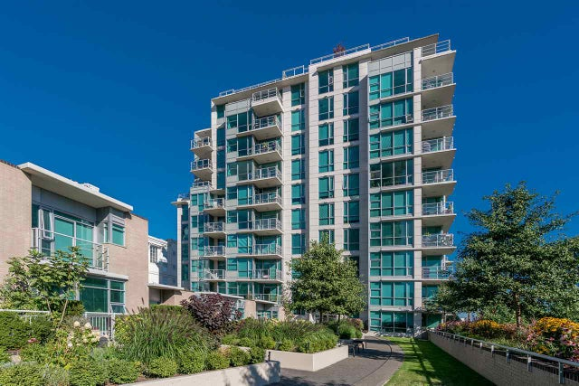 401 168 E ESPLANADE AVENUE - Lower Lonsdale Apartment/Condo for sale, 1 Bedroom (R2206566) #9