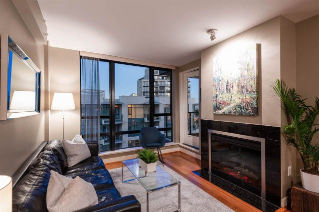 808 151 W 2ND STREET - Lower Lonsdale Apartment/Condo for sale, 1 Bedroom (R2281009) #11