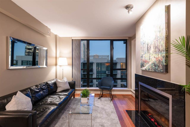 808 151 W 2ND STREET - Lower Lonsdale Apartment/Condo for sale, 1 Bedroom (R2281009) #2