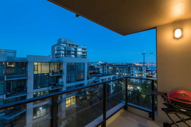 808 151 W 2ND STREET - Lower Lonsdale Apartment/Condo for sale, 1 Bedroom (R2281009) #4