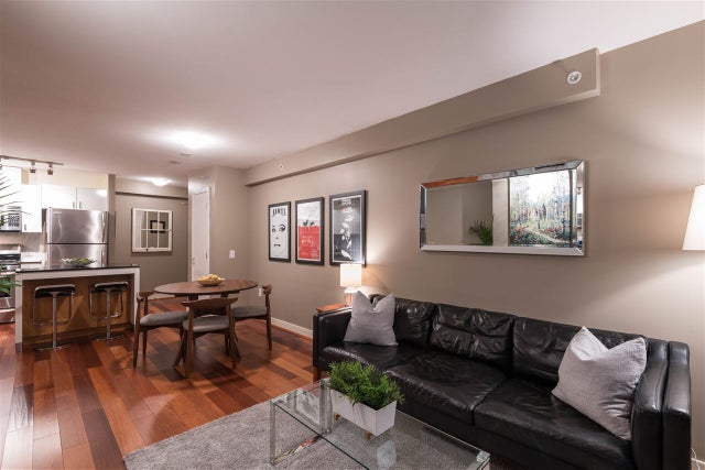 808 151 W 2ND STREET - Lower Lonsdale Apartment/Condo for sale, 1 Bedroom (R2281009) #5