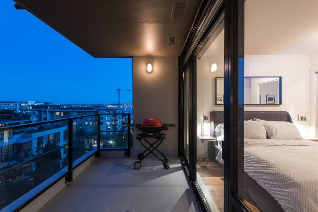 808 151 W 2ND STREET - Lower Lonsdale Apartment/Condo for sale, 1 Bedroom (R2281009) #7