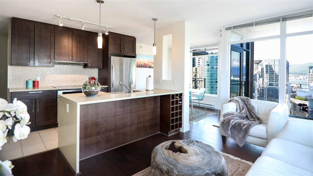 2605 888 HOMER STREET - Downtown VW Apartment/Condo for sale, 1 Bedroom (R2360569) #1