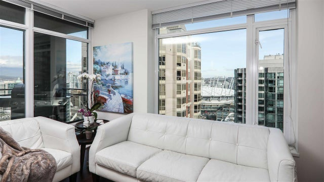 2605 888 HOMER STREET - Downtown VW Apartment/Condo for sale, 1 Bedroom (R2360569) #8