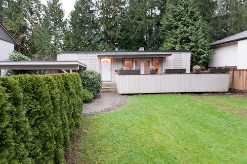 2796 William Ave, Lynn Valley North Vancouver  - Lynn Valley House/Single Family for sale, 2 Bedrooms (V807369) #1