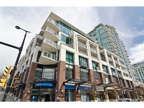 # 501 100 E Esplanade St, Lower Lonsdale, North Vancouver  - Lower Lonsdale Apartment/Condo for sale, 1 Bedroom (V971738) #2
