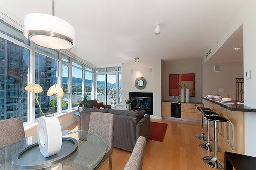 # 604 1233 W Cordova St, Coal Harbour Vancouver - Coal Harbour Apartment/Condo for sale, 2 Bedrooms (V950287) #5