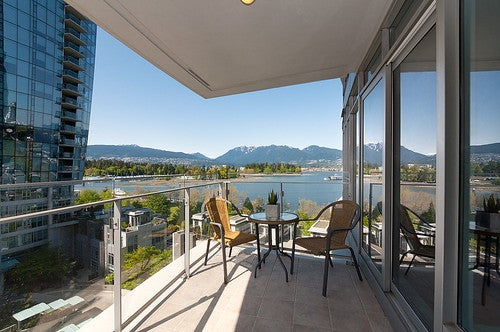 # 604 1233 W Cordova St, Coal Harbour Vancouver - Coal Harbour Apartment/Condo for sale, 2 Bedrooms (V950287) #2