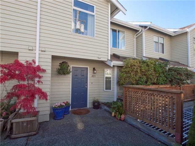 # 405 122 E 3rd St - Lower Lonsdale Apartment/Condo for sale, 1 Bedroom (V760955) #1