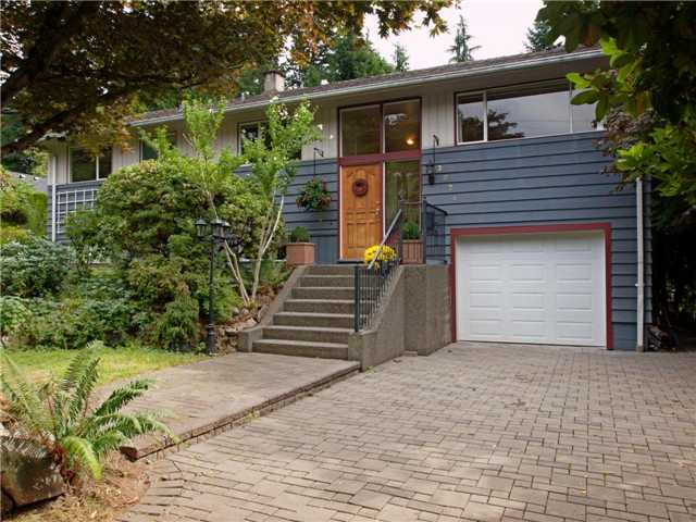 3024 Princess Av, Princess Park, North Vancouver  - Princess Park House/Single Family for sale, 4 Bedrooms (V969140) #1