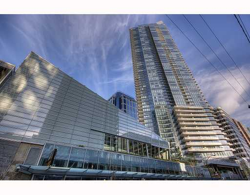# 5401 1128 W Georgia St, West End, Vancouver  - West End VW Apartment/Condo for sale, 2 Bedrooms (V754918) #2