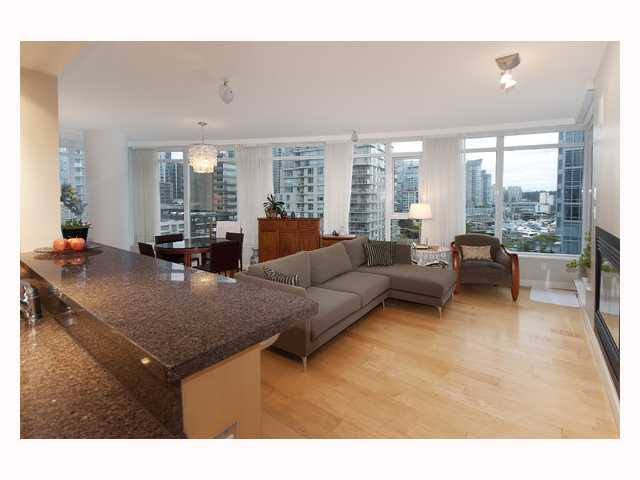 # 604 1233 W Cordova St, Coal Harbour, Vancouver - Coal Harbour Apartment/Condo for sale, 2 Bedrooms (V846925) #5