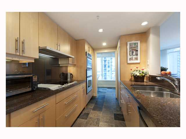 # 604 1233 W Cordova St, Coal Harbour, Vancouver - Coal Harbour Apartment/Condo for sale, 2 Bedrooms (V846925) #4