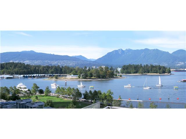 # 604 1233 W Cordova St, Coal Harbour, Vancouver - Coal Harbour Apartment/Condo for sale, 2 Bedrooms (V846925) #3