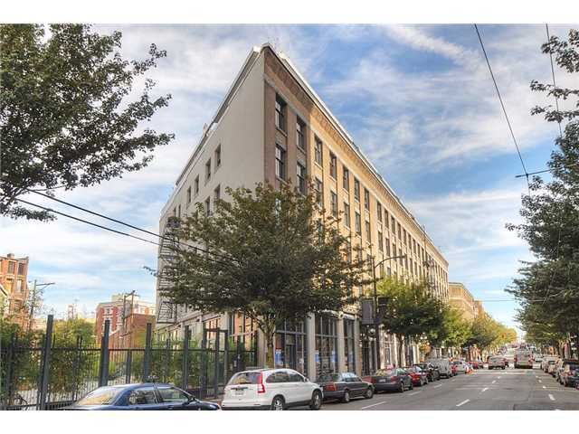 # 303 55 E Cordova St - Downtown VE Apartment/Condo for sale, 1 Bedroom (V920604) #1