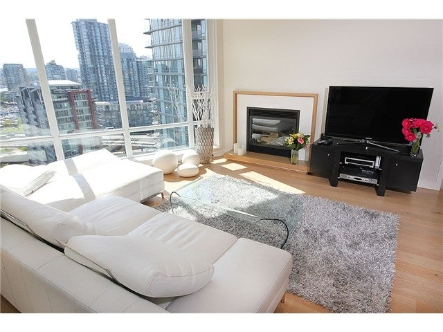# 2203 8 Smithe Mews, Yaletown, Vancouver  - Yaletown Apartment/Condo for sale, 2 Bedrooms (V949769) #4