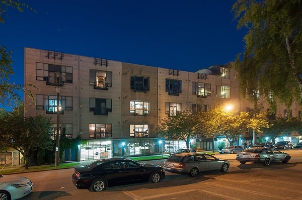 # 317 2001 Wall St, Hastings, East Vancouver  - Hastings East LOFTS for sale, 1 Bedroom (V1085750) #5