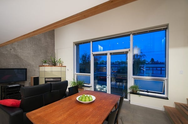 # 317 2001 Wall St, Hastings, East Vancouver  - Hastings East LOFTS for sale, 1 Bedroom (V1085750) #9