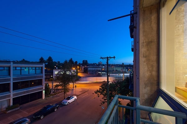# 317 2001 Wall St, Hastings, East Vancouver  - Hastings East LOFTS for sale, 1 Bedroom (V1085750) #1